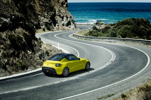 Toyota S-FR Concept - 2015 - sur route / on road