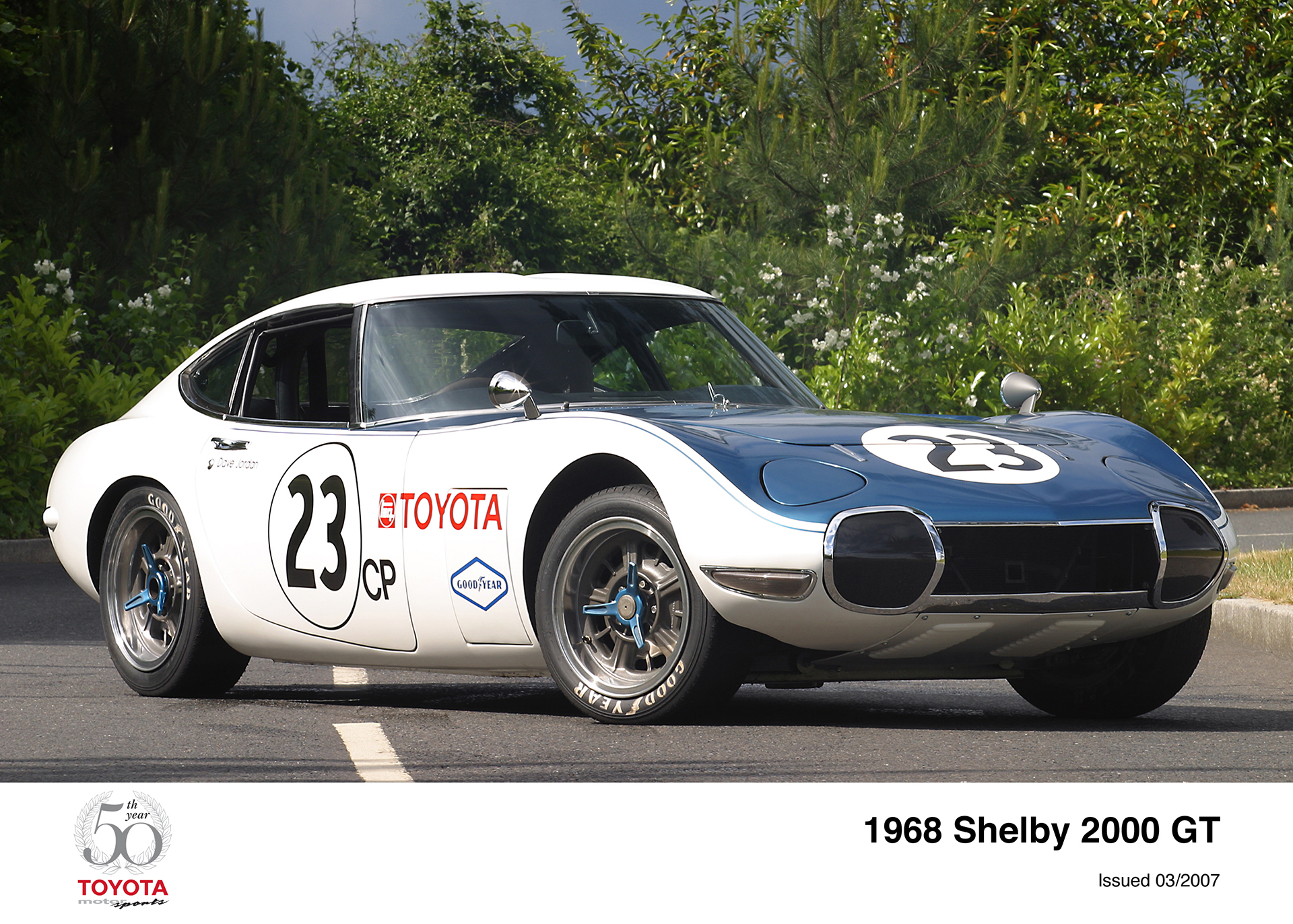 Toyota Shelby 2000GT