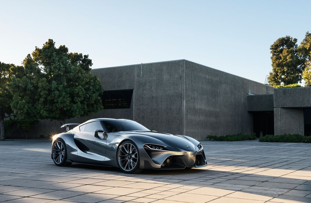 Toyota FT1 Vision GT