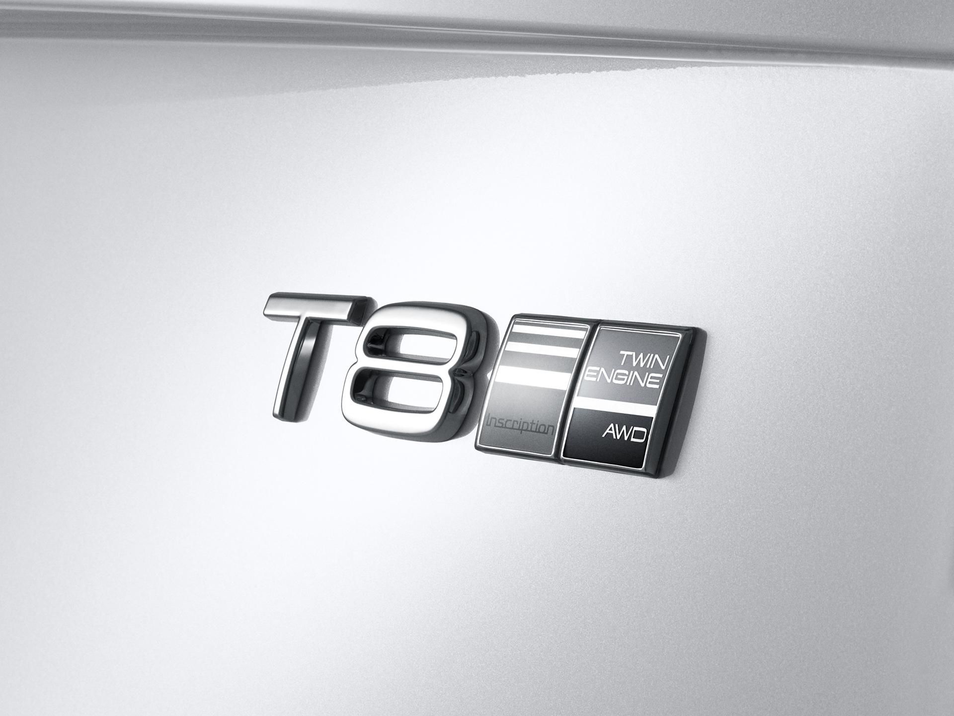 Volvo S90 - 2016 - T8 - emblem / emblème