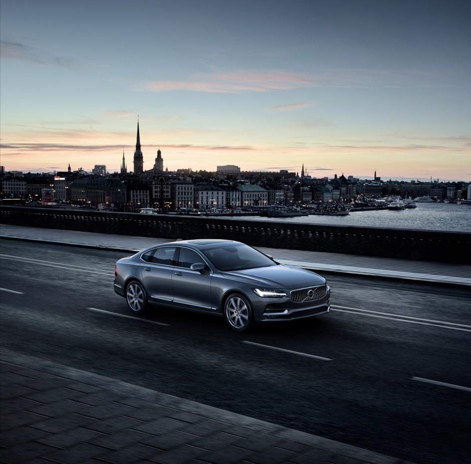Volvo S90 - 2016 - photo