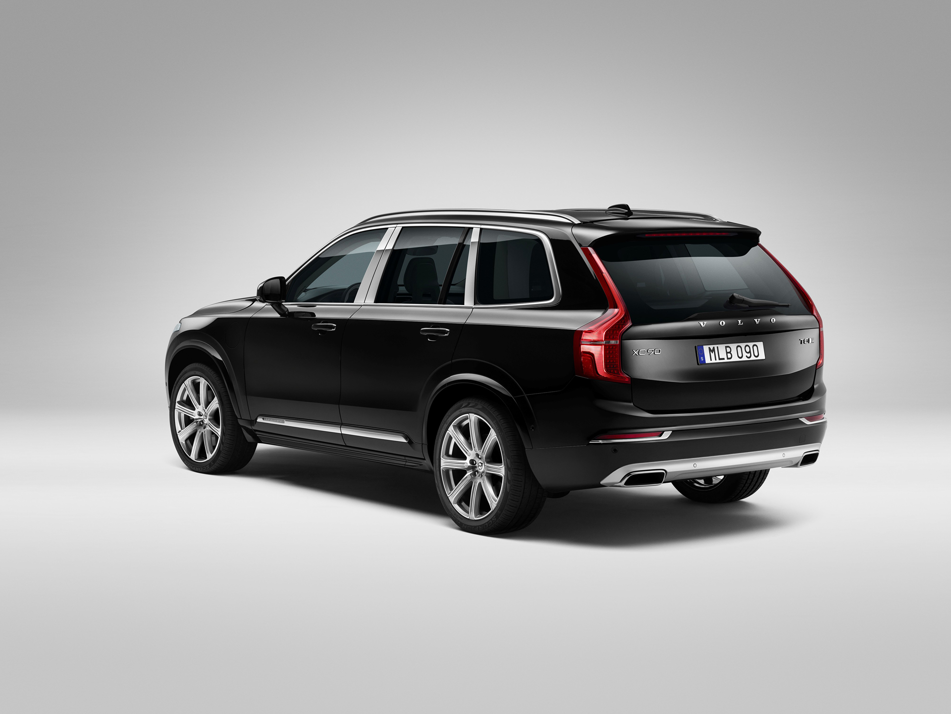Volvo XC90 Excellence - rear / arrière