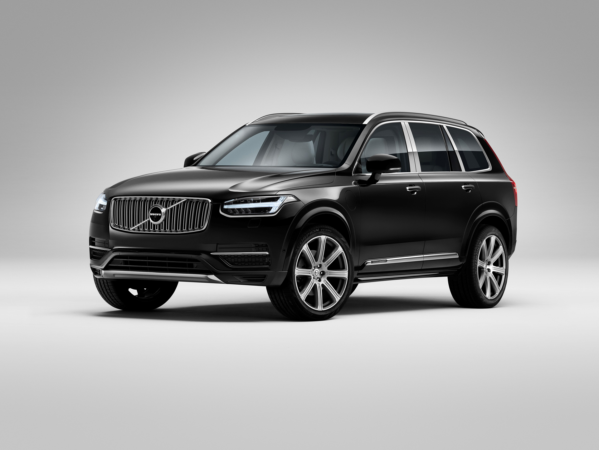 Volvo XC90 Excellence - front / avant