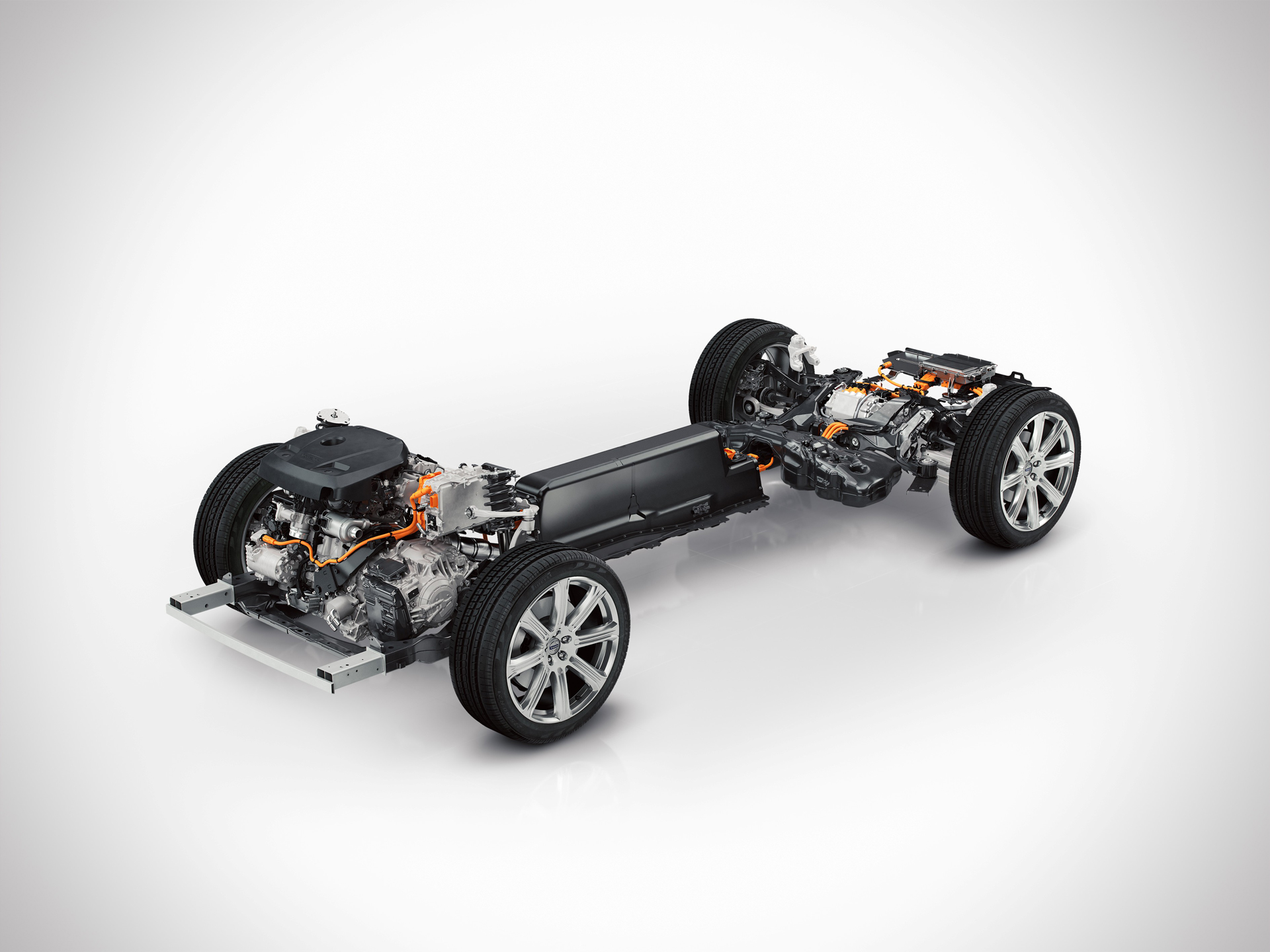 Volvo XC90 - Powertrain