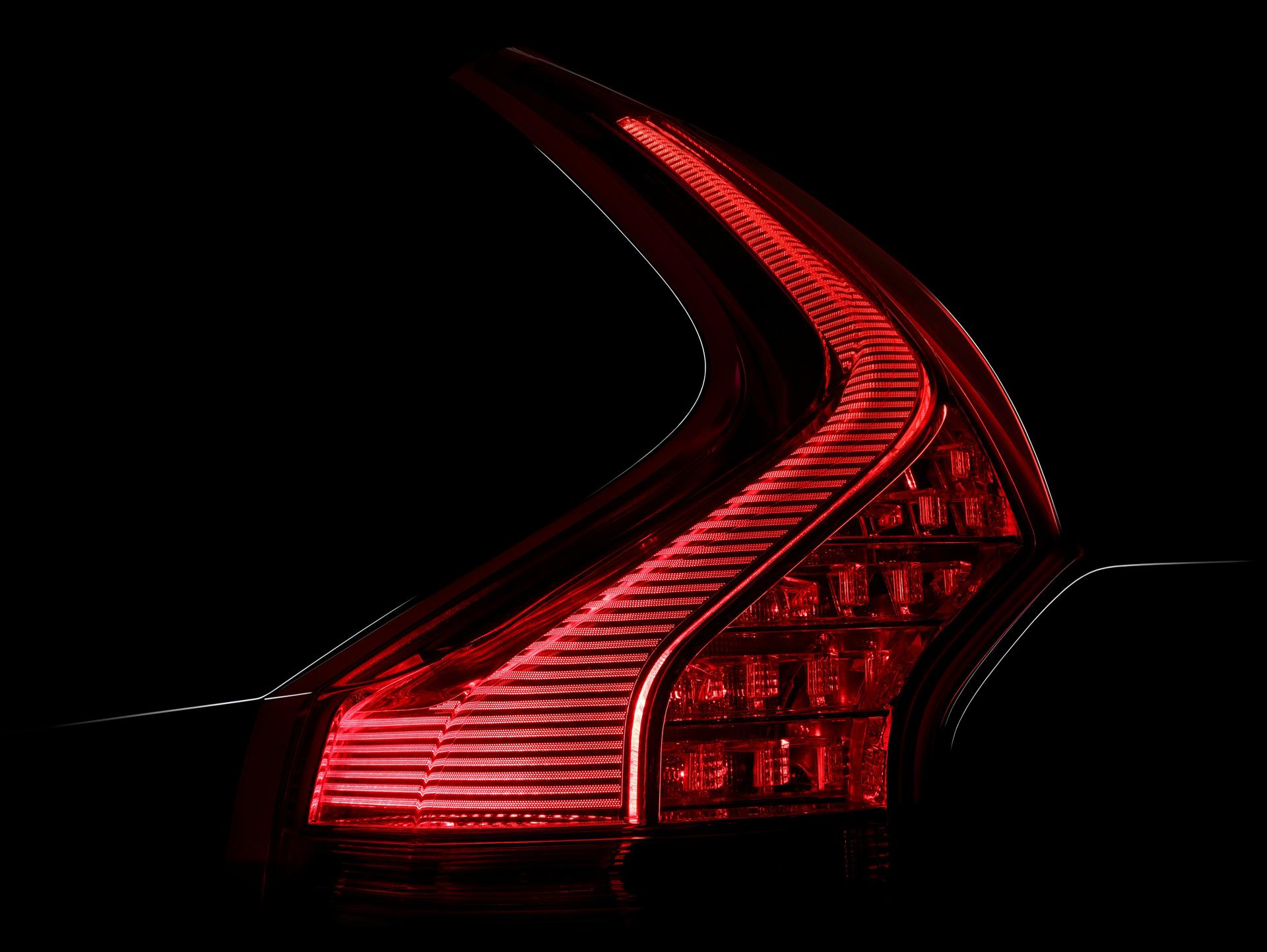 Volvo XC90 - rear LED / optique arrière