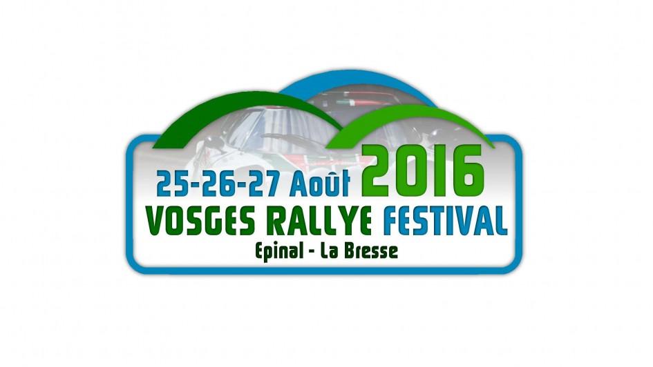 Vosges Rallye Festival - 2016 - cover - logo