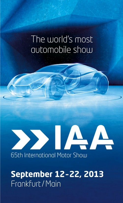 Affiche IAA 2013