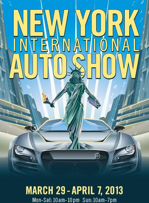 Affiche NYIAS 2013