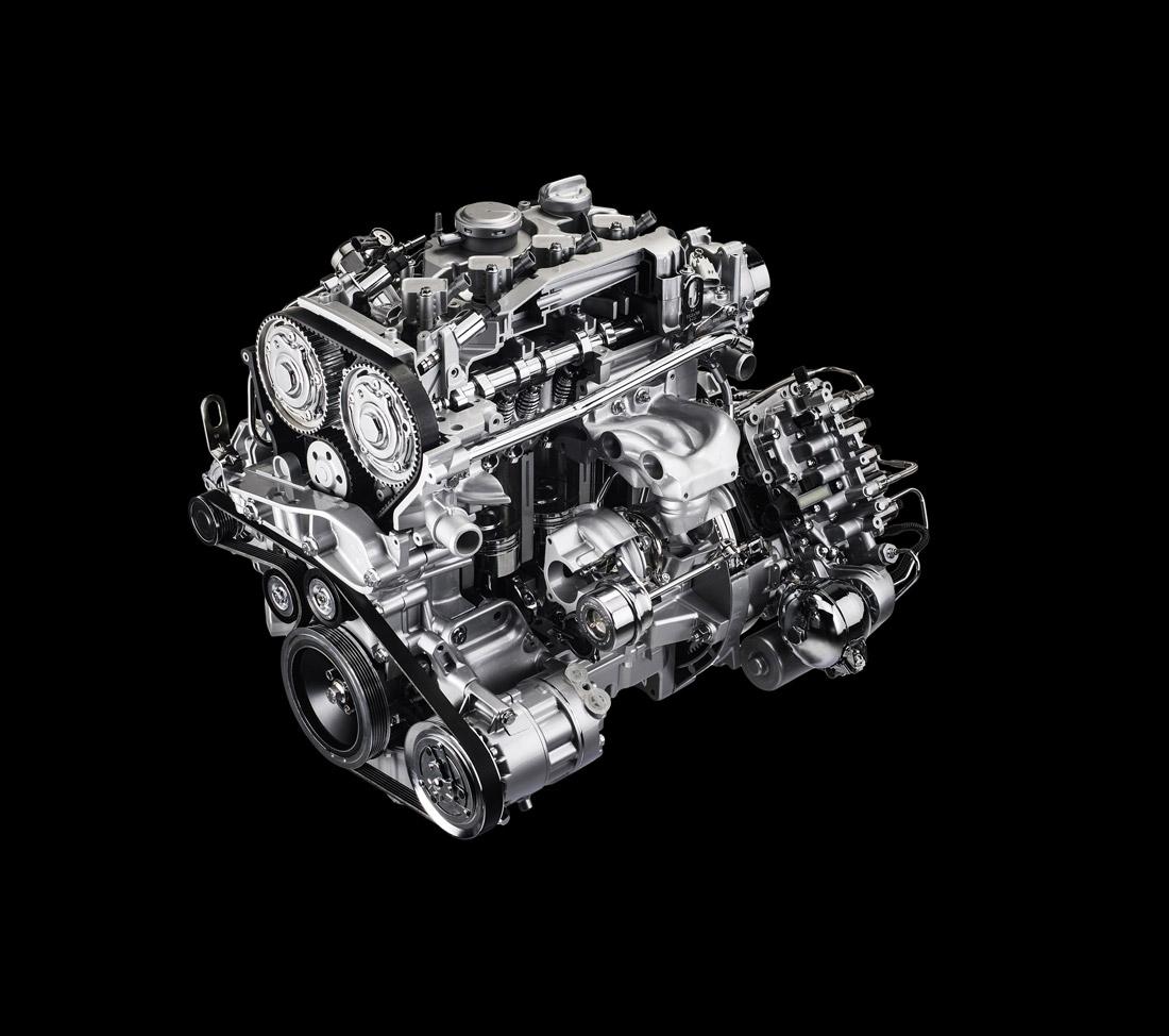 Moteur 1750 quatre cylindres Alfa Romeo 4C