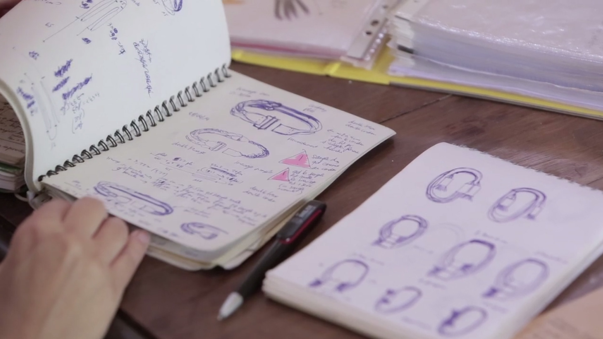 les sketchs - Alinfini