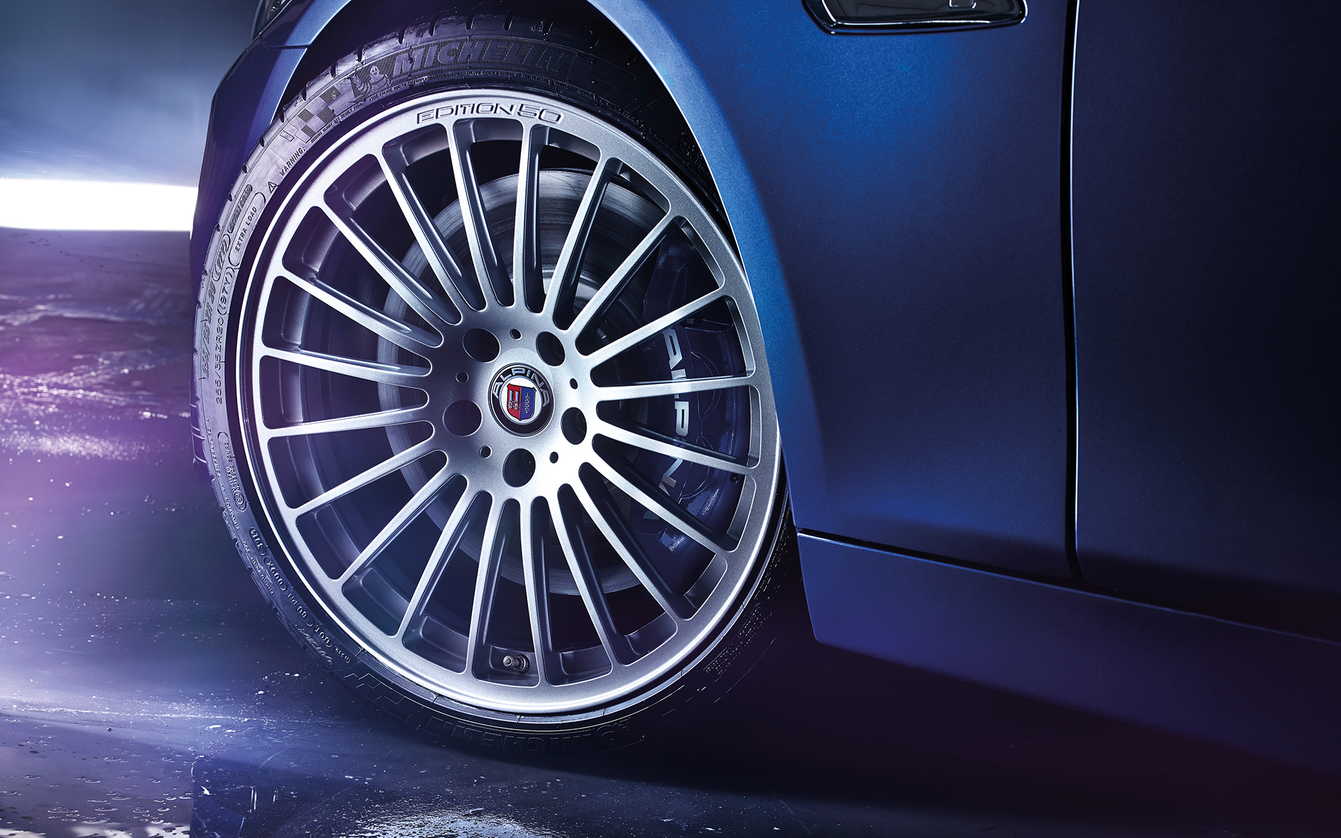 Alpina B6 Biturbo Edition 50 - jante / wheel