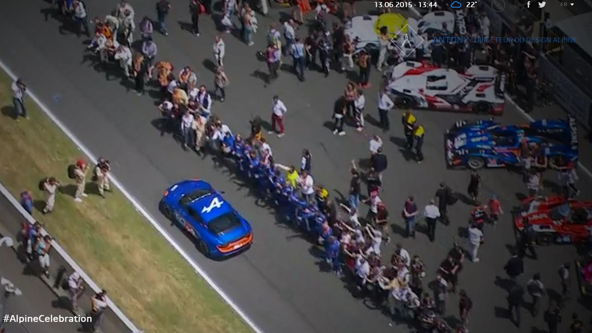 Alpine grid #LM24