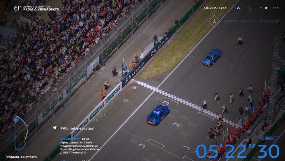 Alpine start #LM24