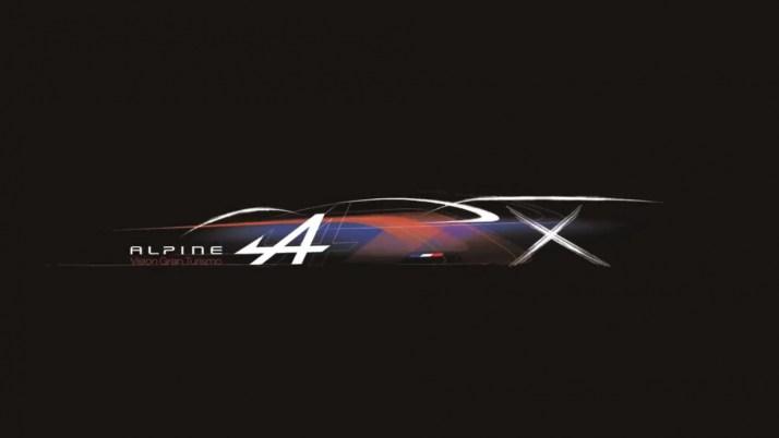 Alpine Vision GT