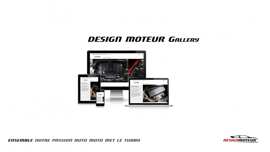 Artwork grid-start DESIGN MOTEUR Gallery