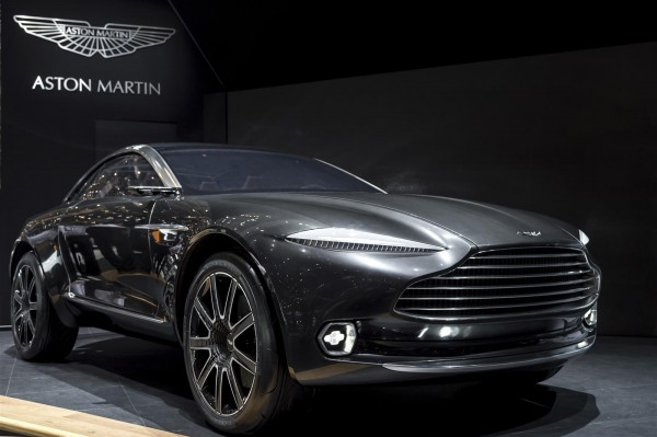 Aston Martin DBX Concept - Geneva 2015