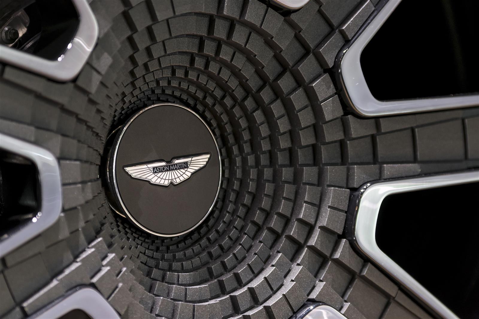 Aston Martin DBX Concept - jante