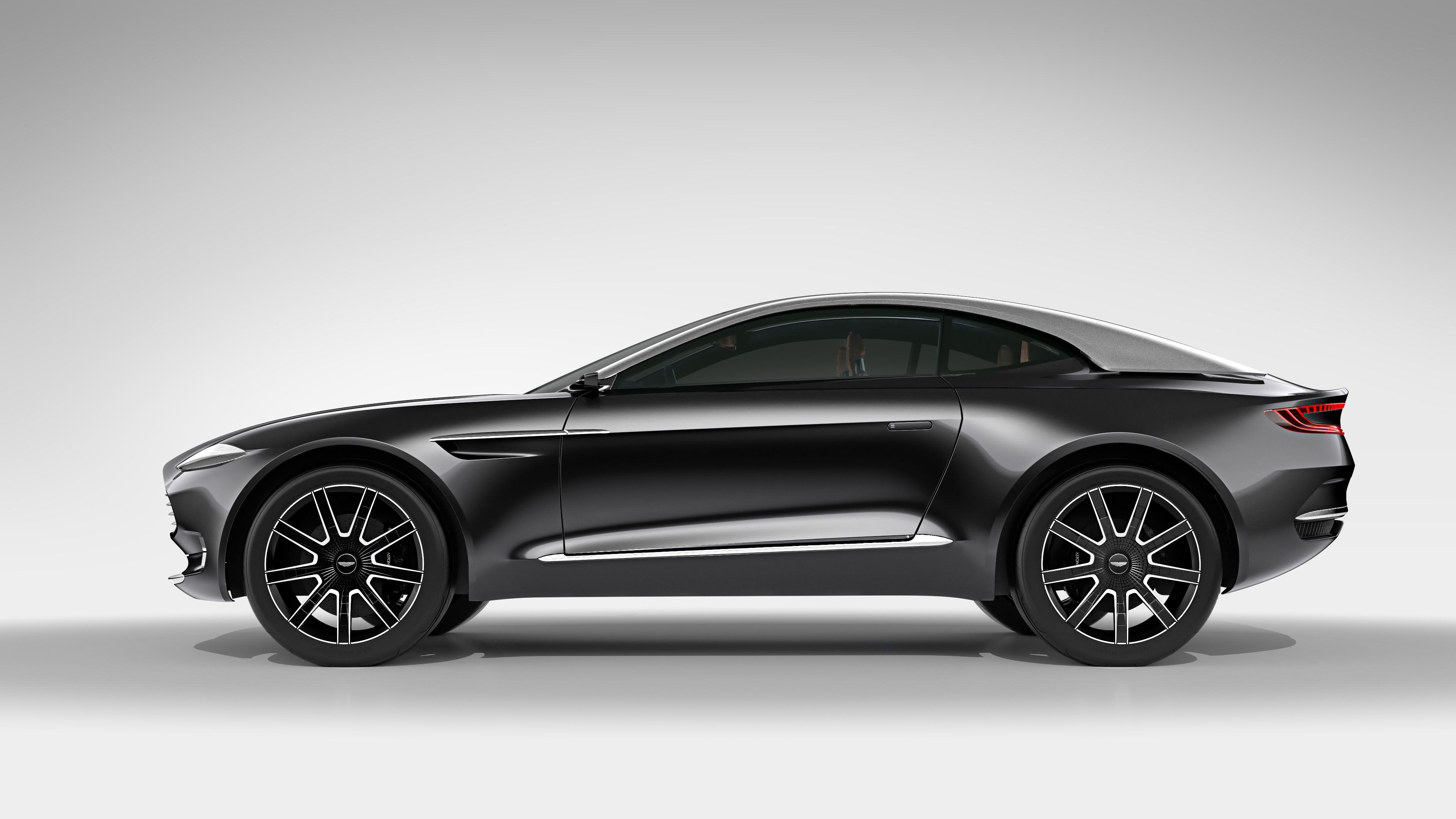 Aston Martin DBX Concept - profil