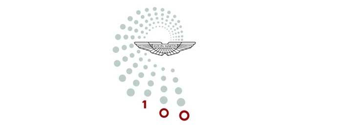 Aston Martin Centenaire Logo