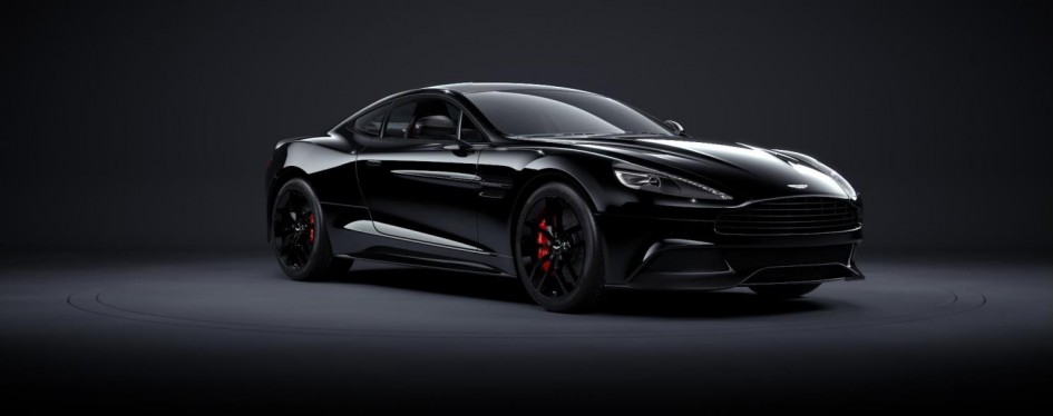 Aston Martin - Vanquish - Carbon