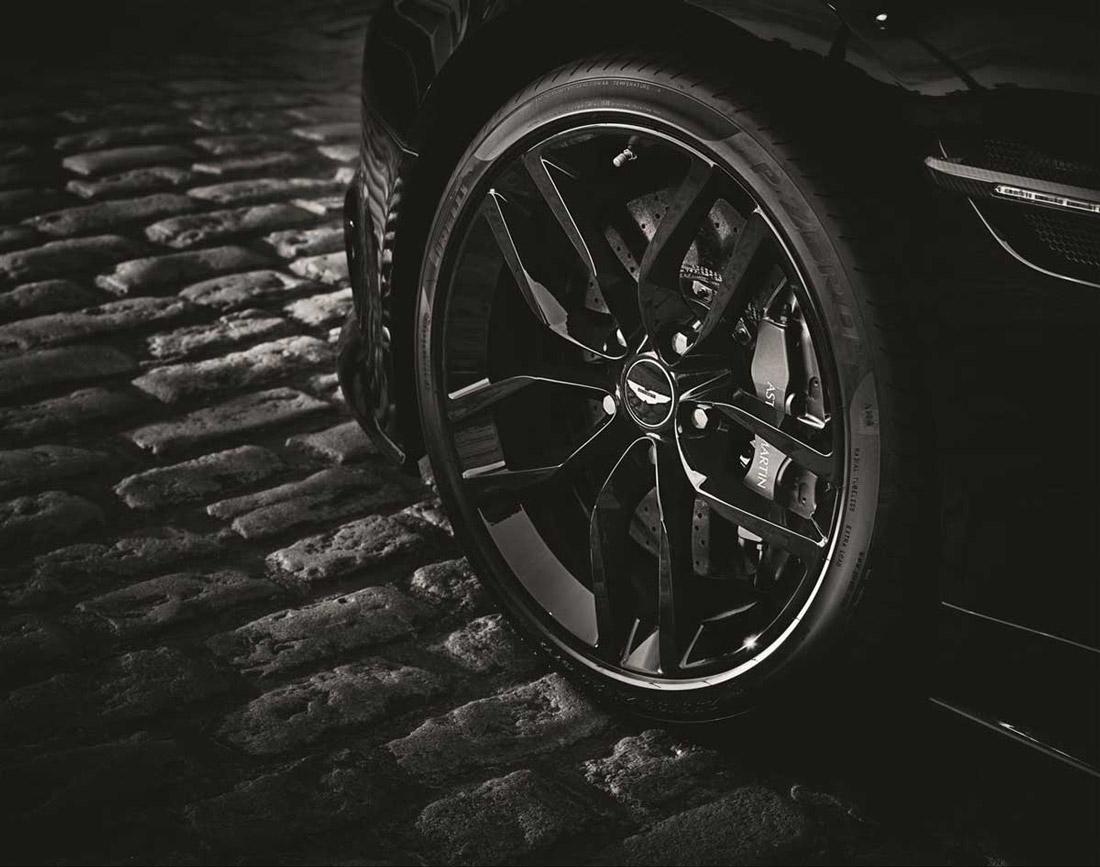 Aston Martin - Vanquish - Carbon - Jante