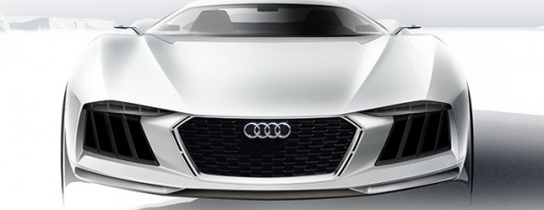 Audi Nanuk Quattro design avant