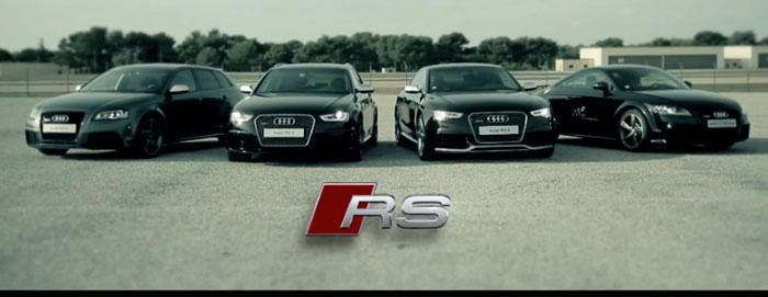 Audi RS RennSport