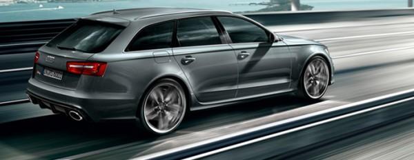 Audi RS6 Avant Quattro