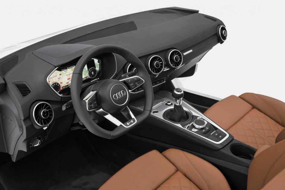 Interieur - Audi TT 2014