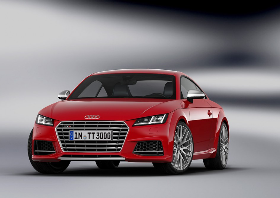 Extérieur - Audi TTS