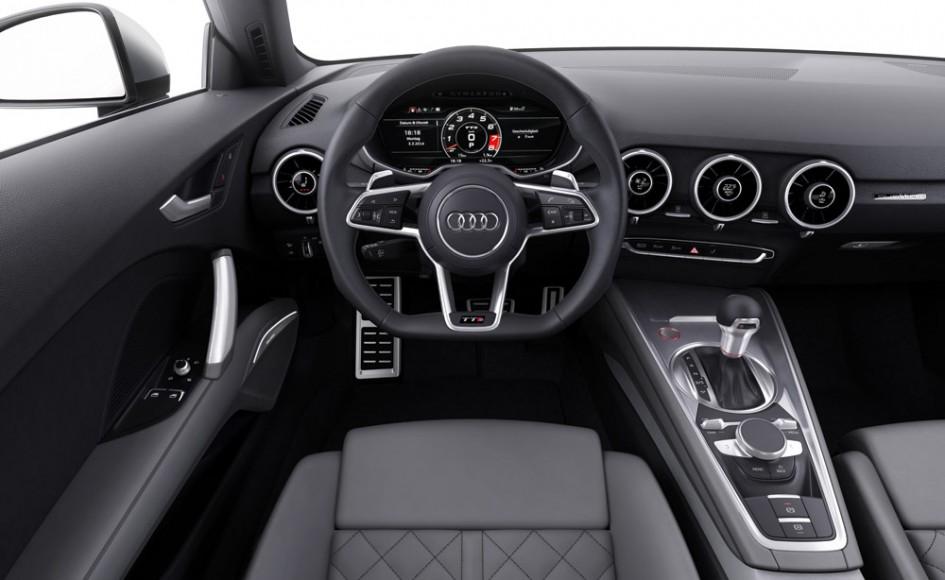 Intérieur - Audi TTS