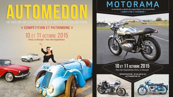 Automédon 2015 - Auto - Motorama