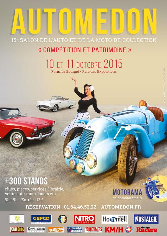 Automédon 2015 - Auto