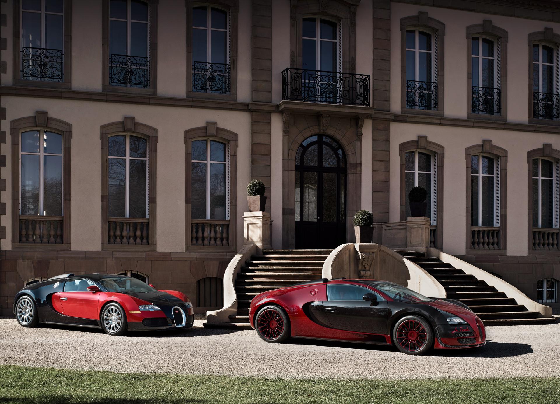 Bugatti Veyron Grand Sport Vitesse, La Numéro 1 et La Finale