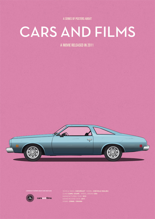 Cars and films - Drive