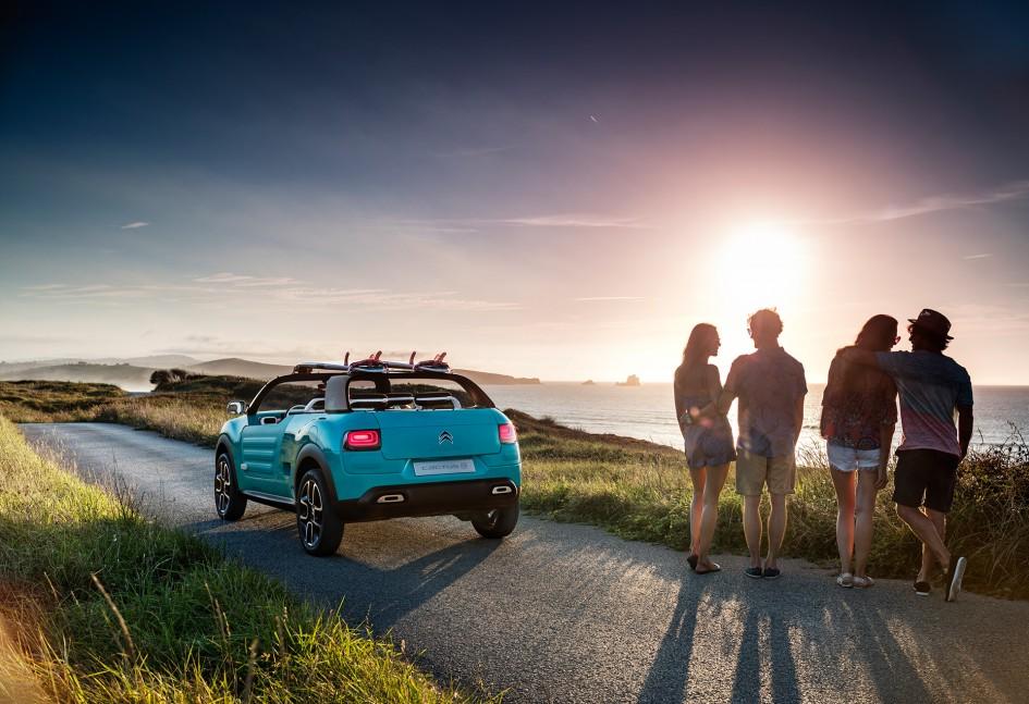 Citroën Cactus M concept - 2015 - love