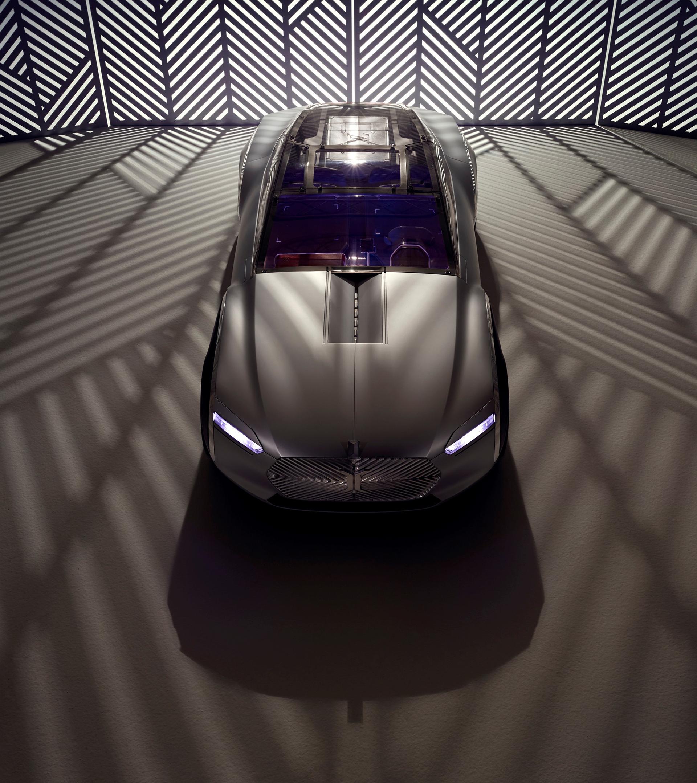 Coupé Corbusier Concept - 2015 - capot avant / front hood - Design Groupe Renault