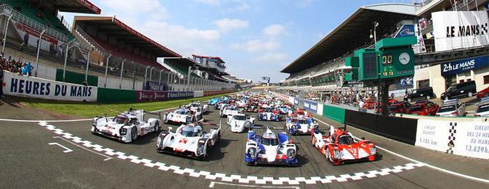 Grille Le Mans