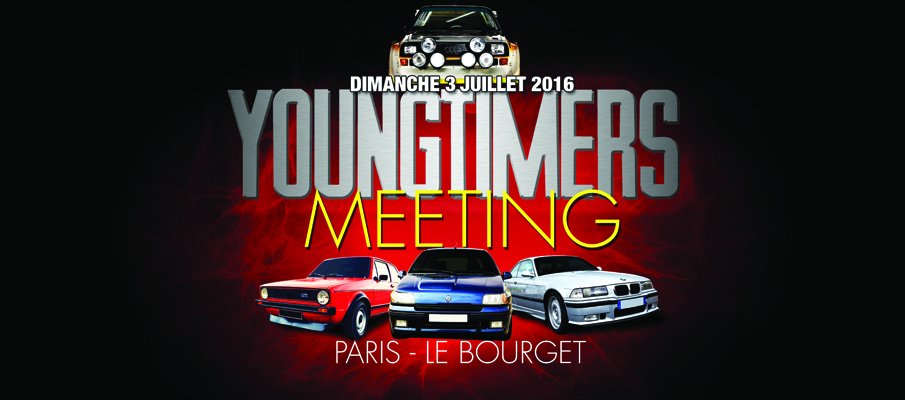 cover Yougtimers Meeting 2016