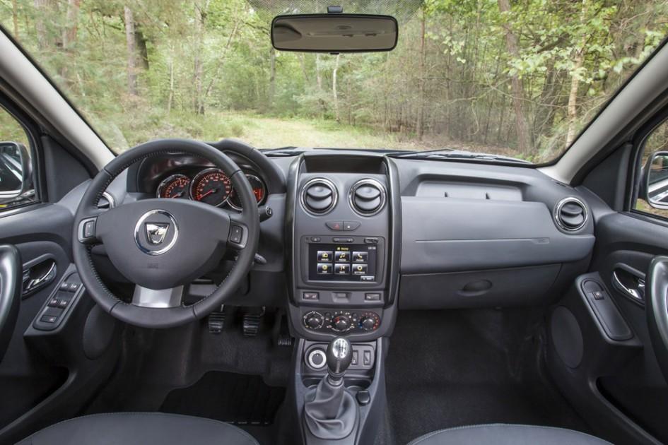 Intérieur - Dacia Duster