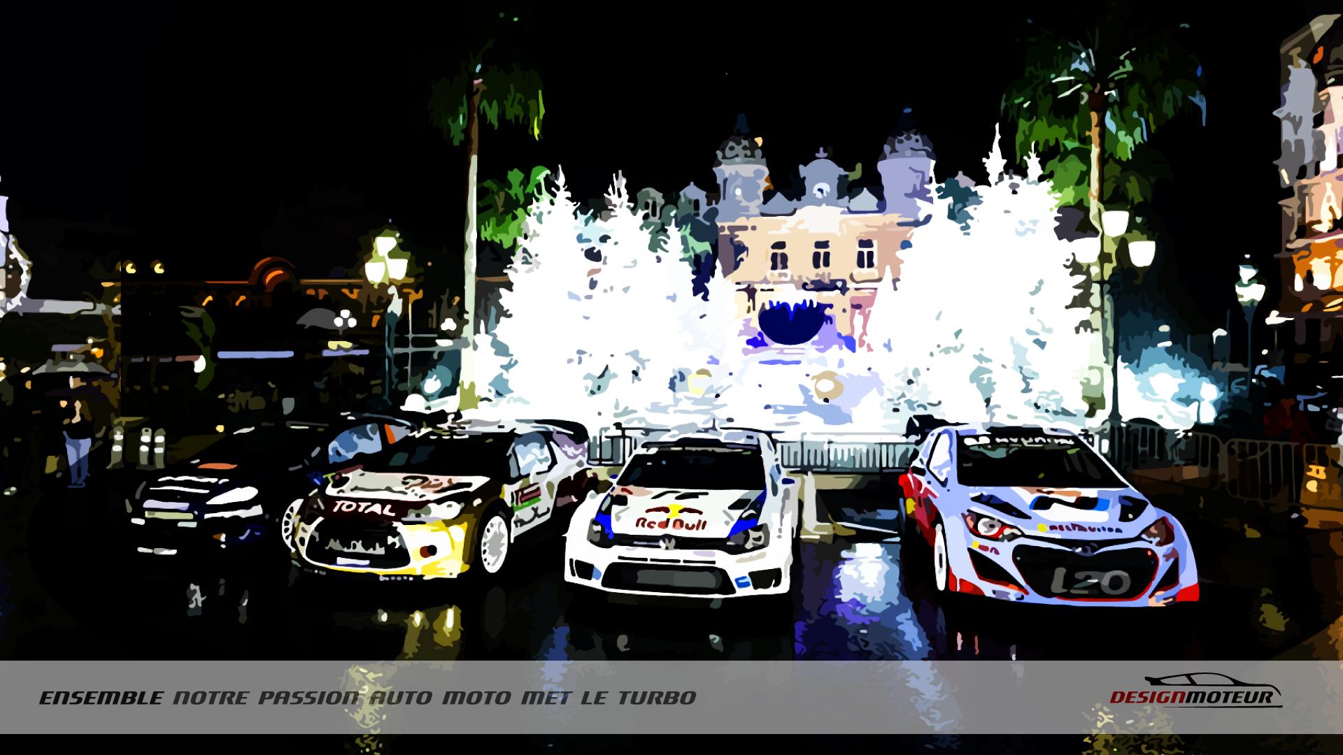Wallpaper DESIGNMOTEUR 2015 – WRC