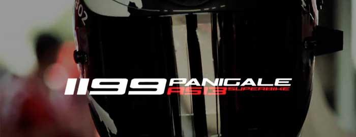 Ducati Panigale SBK 2013