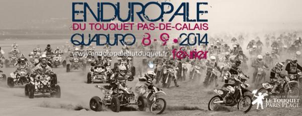 Enduropale du Touquet 2014