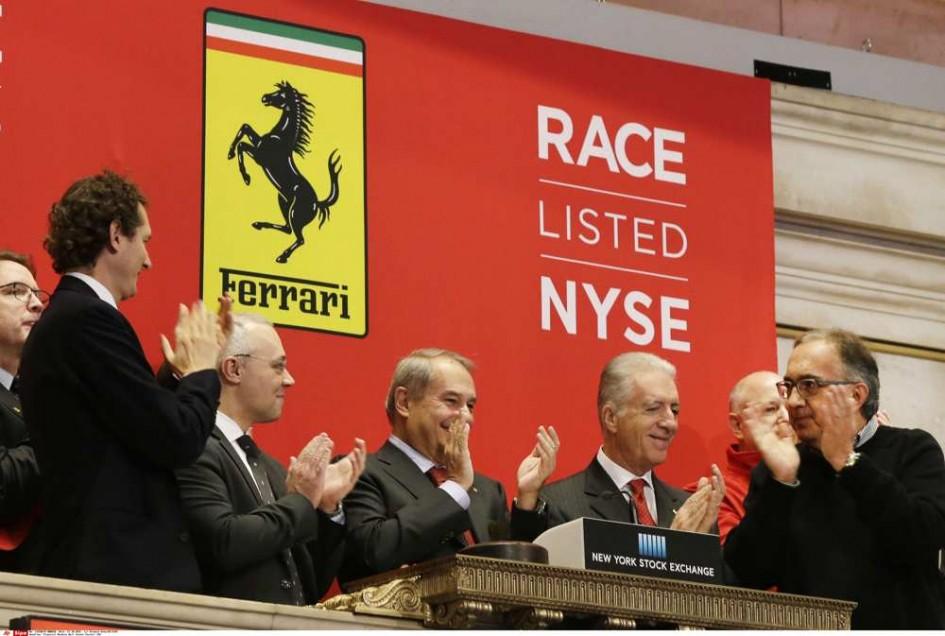 Ferrari - NYSE - 2015