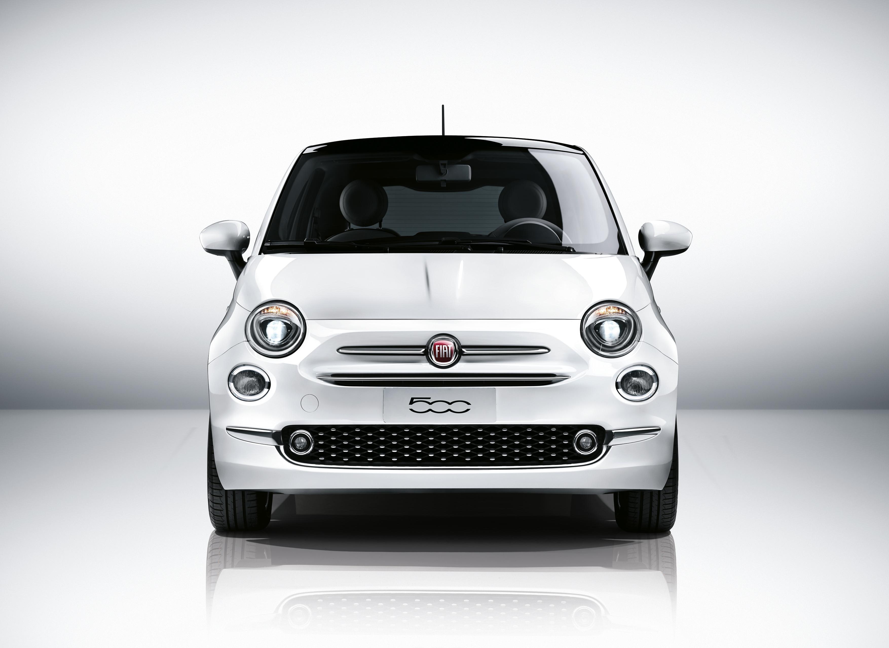 Fiat 500 - Nuova 500 - 2016 - face avant / front