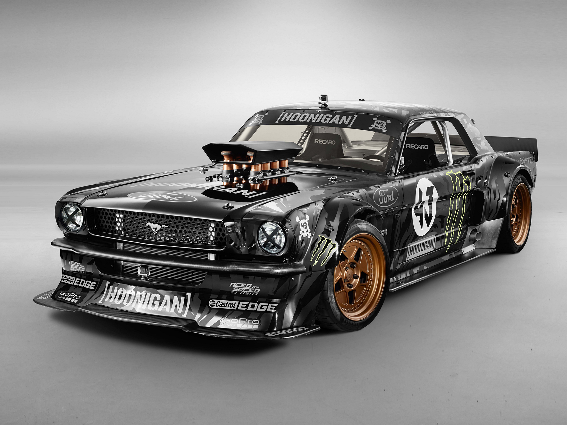1965 Ford Mustang Hoonicorn RTR - 2015