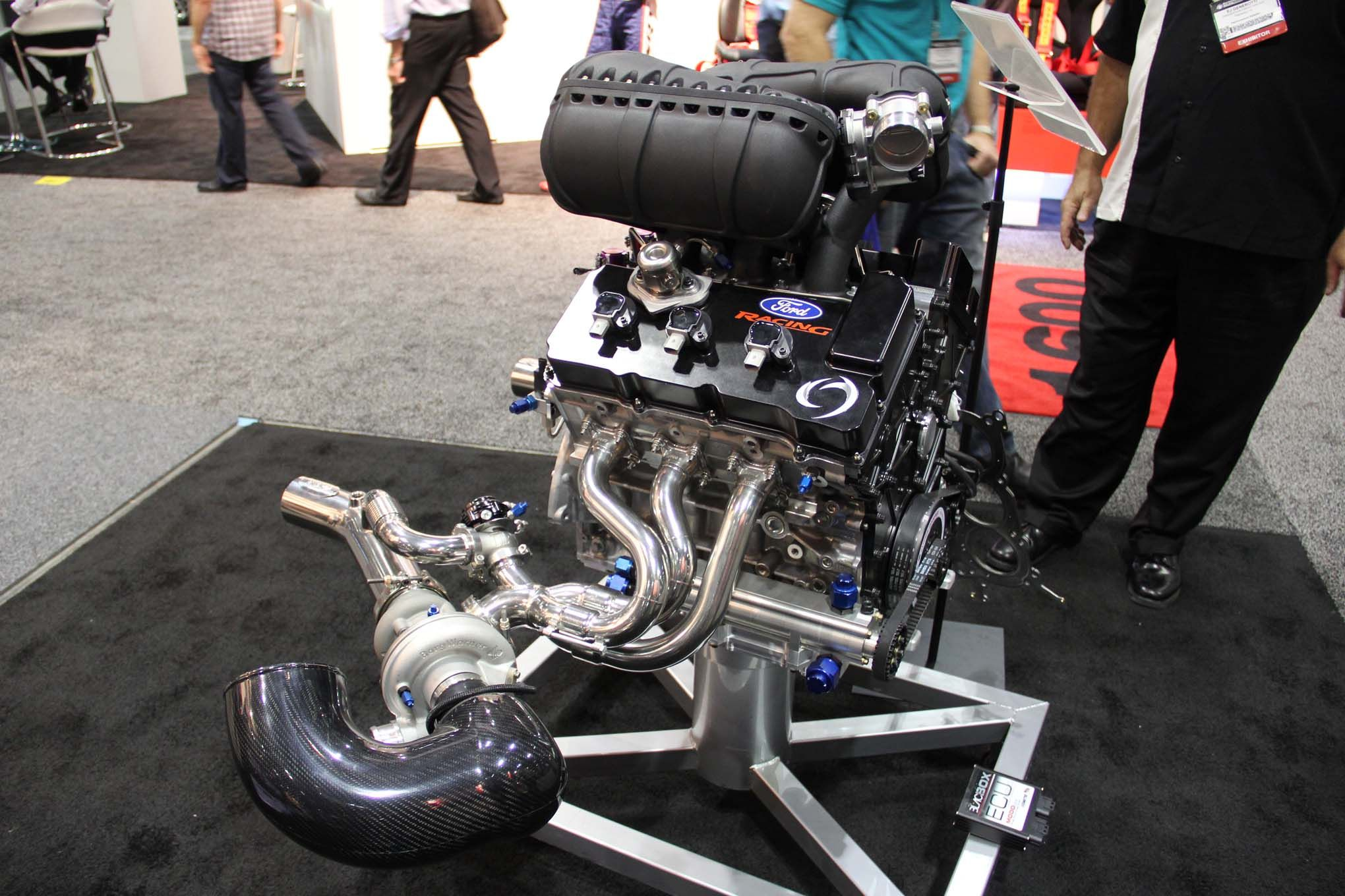 Ford 3.5L Twin-Turbo V6 engine
