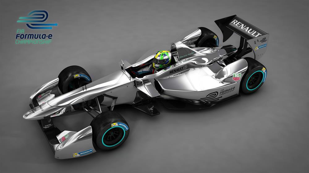 Formule E SRT_01E