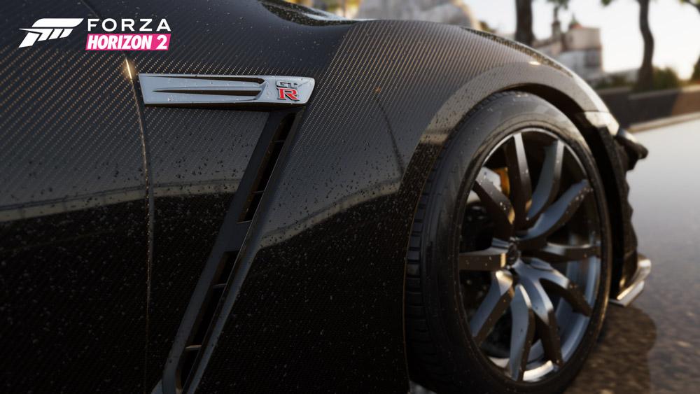 Nissan GTR - Forza Hozizon 2