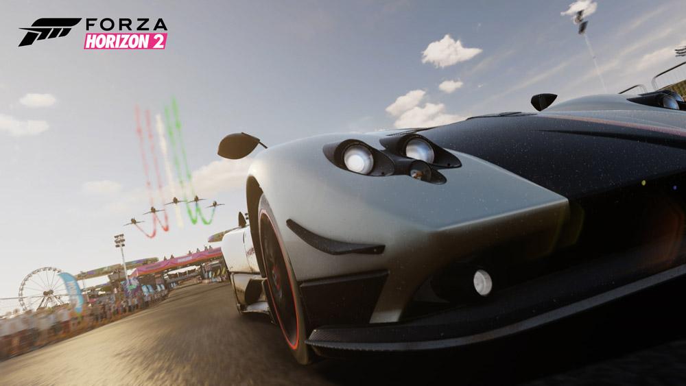 Pagani Zonda - Forza Hozizon 2